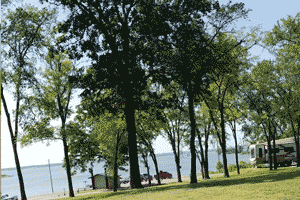 Johnson Creek Campground Lake Texoma