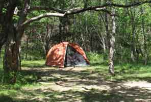 Lake Texoma Campgrounds