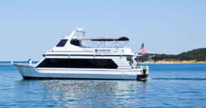 Fastrac Charter Offers Lake Texoma Cruises