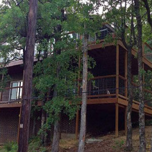 Queen's Perch Vacation Rental