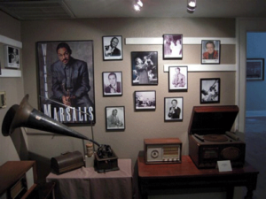 Sherman Jazz Museum