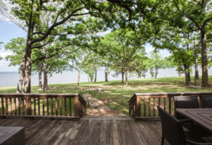 Lakefront home on Lake Texoma