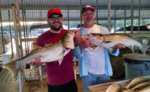 Fishing Lake Texoma with Steve Barnes 5-4-2018