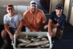 Lake Texoma Fishing 8-9-2018