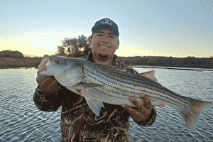 Lake Texoma Fall Fishing Report