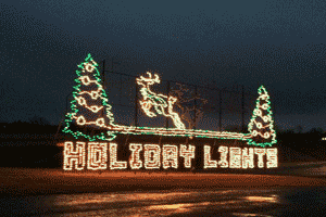 Grayson County Holiday Lights