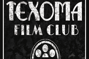 Texoma Film Club logo