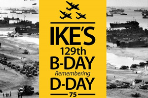 Texoma Evnets Ike's 129 Birthday Celebration