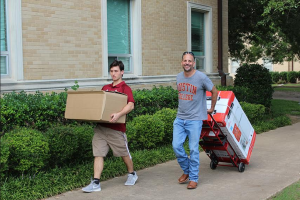 Moving into Austin College